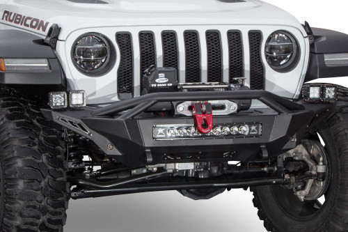 ADD Offroad Stealth Fighter Mid Length Front Winch Bumper