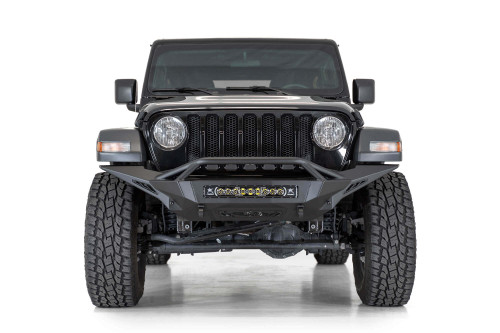 ADD Offroad Stealth Fighter Full Length Front Bumper with Hoop
