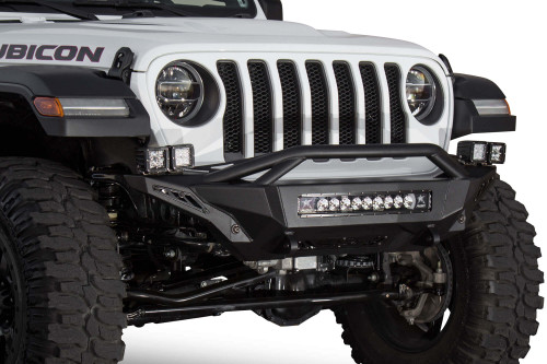 ADD Offroad Stealth Fighter Front Bumper with Grille Guard