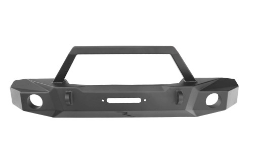 Rampage Products TrailGuard Front Bumper with Recessed Winch Mount
