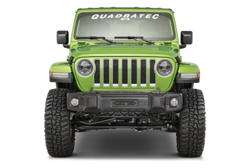 Rugged Ridge Spartacus Stubby Front Bumper