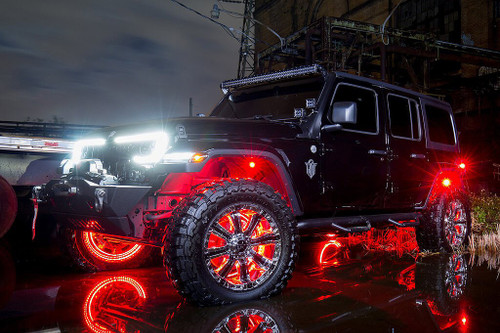Oracle Lighting PRO VECTOR PRO-Series Full LED Grille