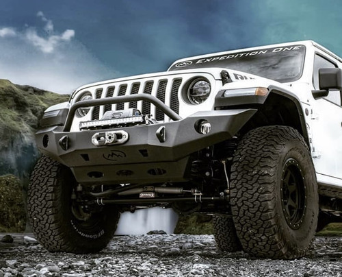 Expedition One Trail Series 2 Full-Width Front Bumper