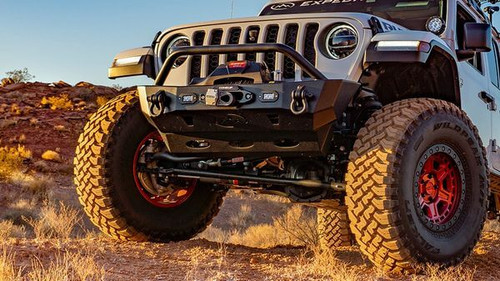 Expedition One Trail Series 2 Stubby Front Bumper