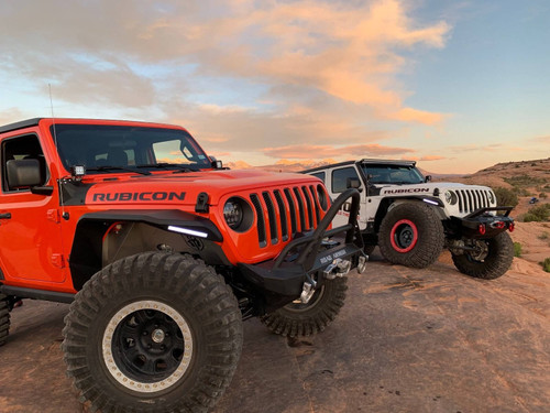 Road Armor Stealth Mid Width Front Winch Bumper