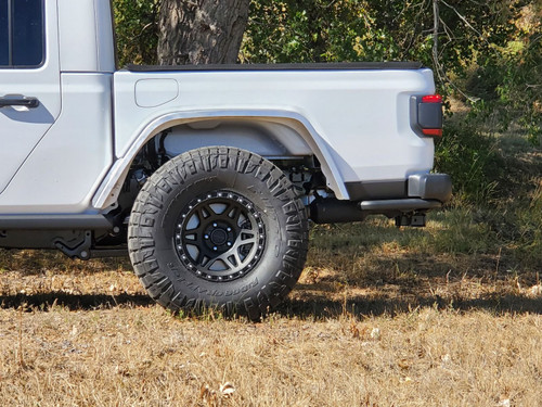 Nemesis Industries Notorious Dovetail Rear Fender Flare
