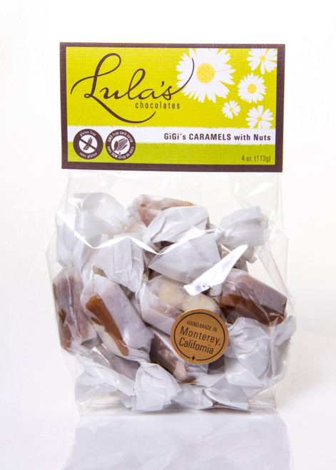 Gigi's Caramels with Nuts