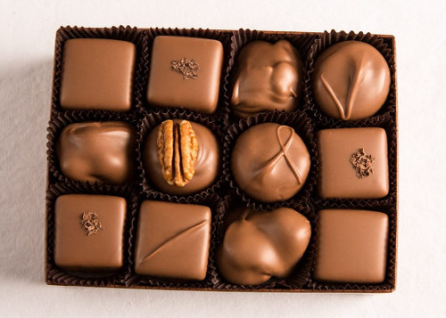Assorted Chocolates - All Milk