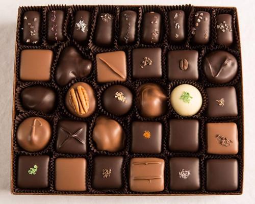 Virtual Chocolate Tasting Event