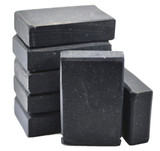 Bulk Boxes of Activated Charcoal Unscented Bar Soap