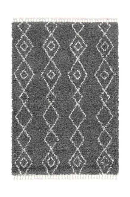 Maysel Gray/Cream Medium Rug