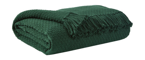 Yasmin Emerald Throw