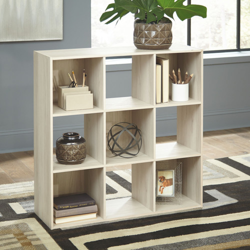 Socalle Natural Nine Cube Organizer