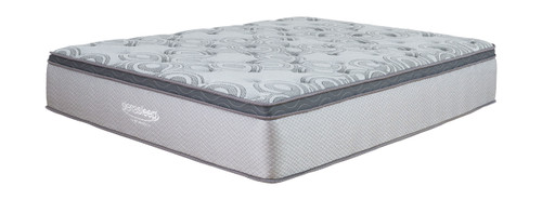 Augusta White King Mattress