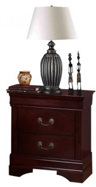 Louis Phillipe - Nightstand - Cherry