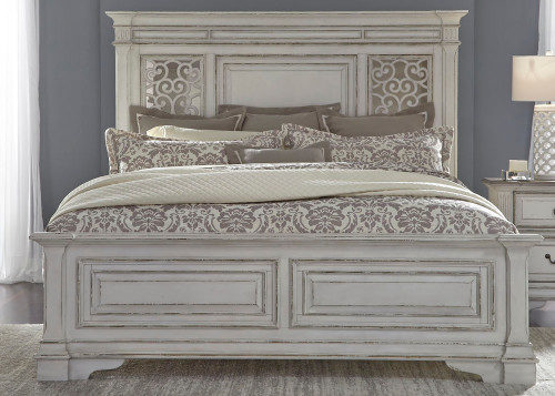 Abbey Park Panel Bed King