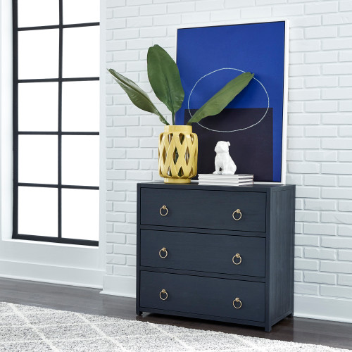 Midnight Accent Cabinet