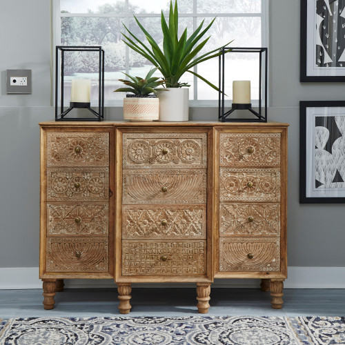 Montrose 12 Drawer Accent Cabinet