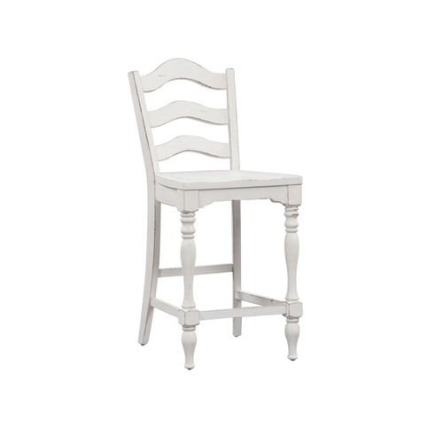 Magnolia Manor Ladder Back Counter Chair (RTA)