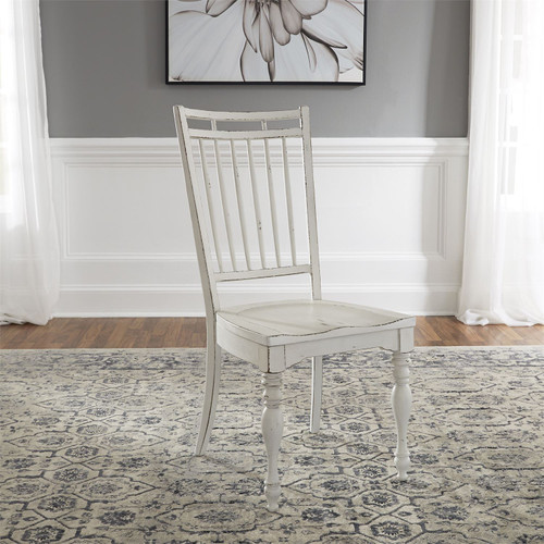 Magnolia Manor Spindle Back Side Chair (RTA)