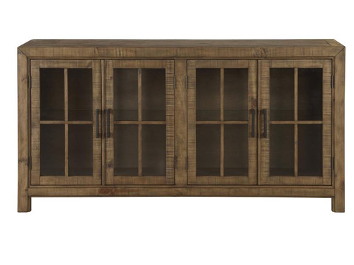 Willoughby Buffet Curio Cabinet