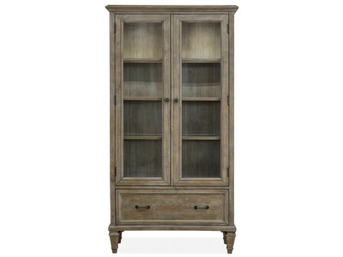 Lancaster Door Bookcase