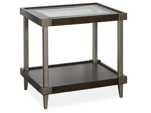 Tamron Rectangular End Table