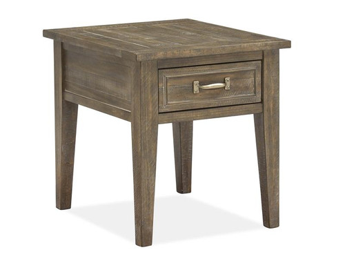 Bridgefield Rectangular End Table