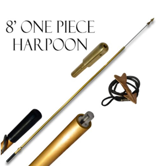 8' One Piece Harpoon