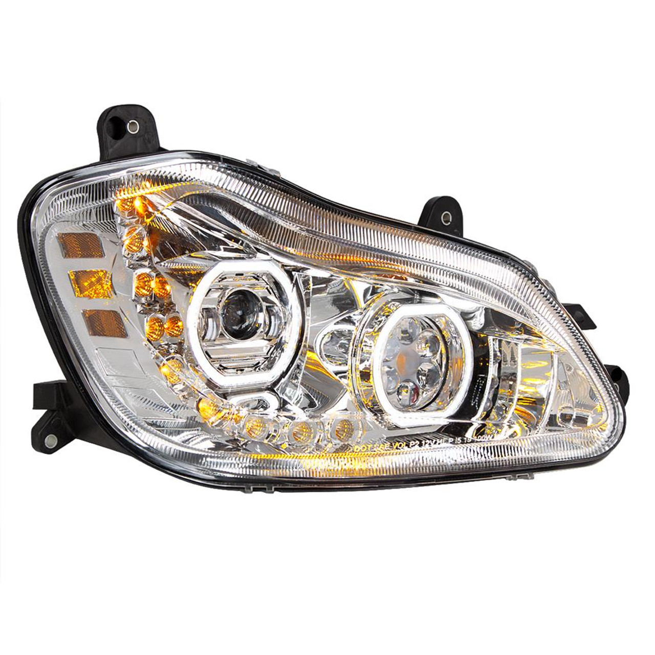 2013 and Newer Kenworth T680 ALL LED Headlight