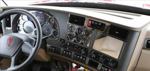 T680/T880 6 gauge abv radio tri
