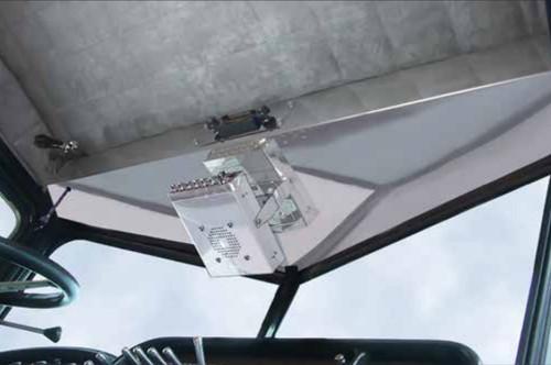 Heavy duty CB bkt for Cobra 29