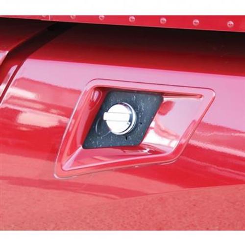 Chrome Volvo & Mack DEF Cap Cov