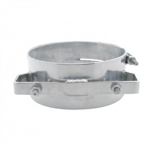 """8"""" FL wide band exhaust clamp"""
