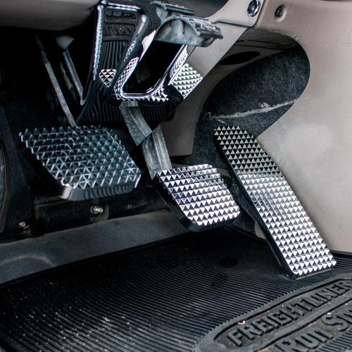 FL Cor/Cas/M2 Diamond Pedal Set