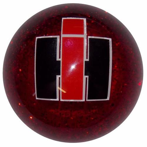 "International Harvester ""IH"" Round Shift Knob"