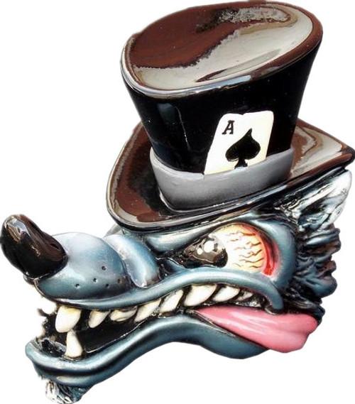 Top Hat Wolf Shift Knob