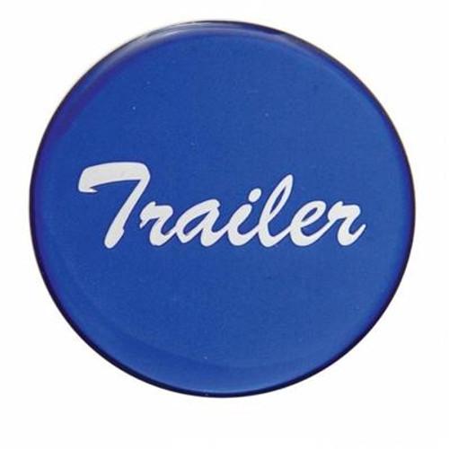 """Trailer"" Glossy Air Valve Knob Sticker Only"