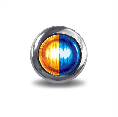 "3/4"" Round 2 LED Dual Color Maker Light"