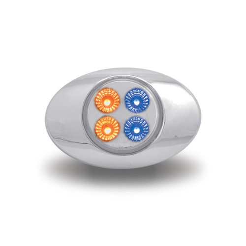 4 LED G2 Dual Color Marker light