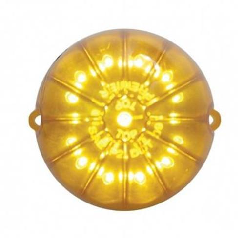 19 LED Bullet Style Grakon 1000 Amber Cab Light