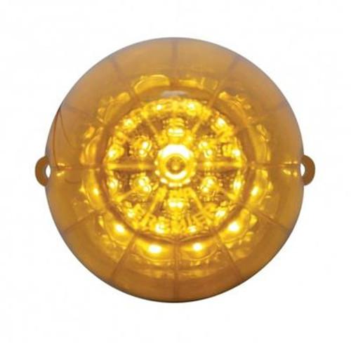 19 LED Reflector Grakon 1000 Amber Cab Light
