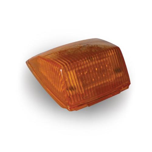 42 LED Square Kenworth Amber Cab Light