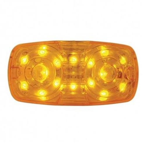16 LED Rectangular Marker Light