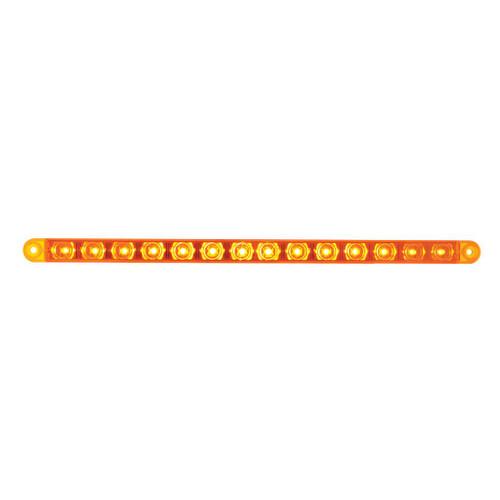 "14 LED 12"" Dual Function Light Bar"