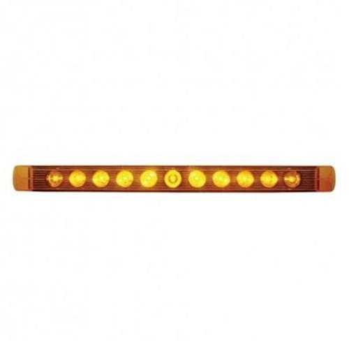 "11 LED 17"" Dual Function Light Bar"