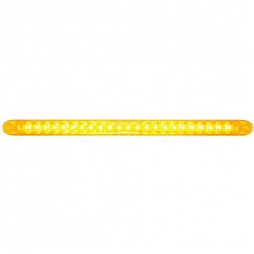 "23 LED 17"" Reflector Dual Function Light Bar"