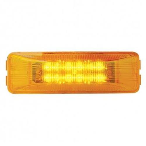 12 LED Rectangular Marker Light
