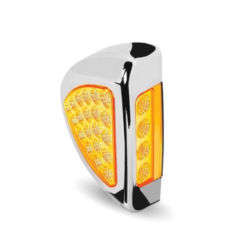 24 LED Amber Turn Signal & Marker LED Peterbilt Side Headlight