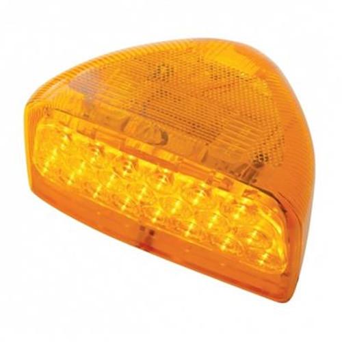 31 LED Side Amber Turn Signal Light For Peterbilt 379 Headlight